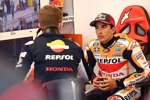 """Marquez: """"L'incidente con Martin? Solo colpa mia"""""""
