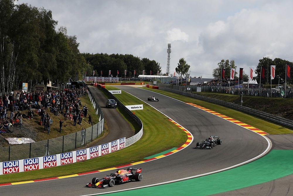 How F1 engine change processes are clouding the Red Bull vs Mercedes battle for Spa supremacy