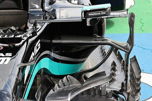 US GP: Latest F1 technical developments direct from pitlane