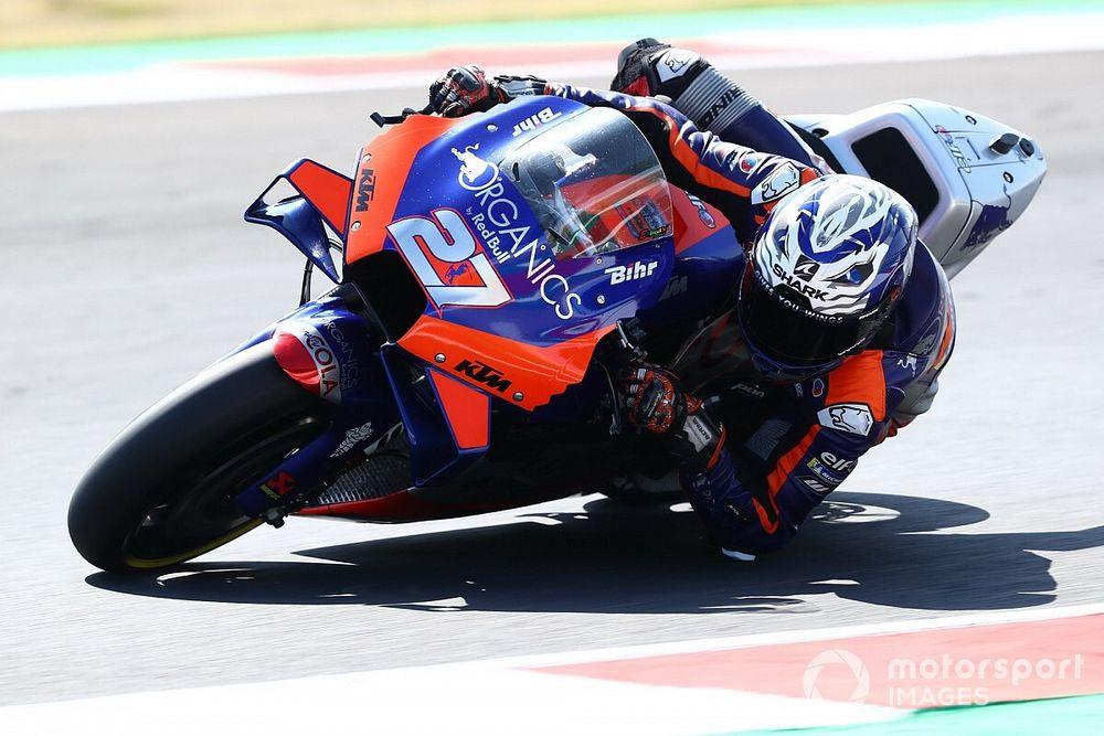 Espargaro onder de indruk van snelle rookie Lecuona