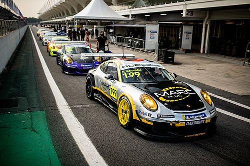 Veja como foram os treinos de classificação da final da Porsche Cup Endurance em Interlagos