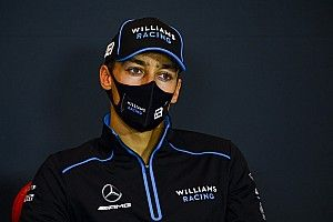 Russell: Hamilton miatt nem fog megváltozni a karrierem…