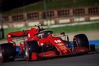 Hiába a jó rajthely, Leclerc nem elégedett