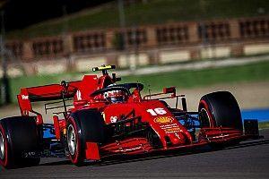 """Leclerc: """"Mi aspettavo di più, ma ho sbagliato anche io"""""""