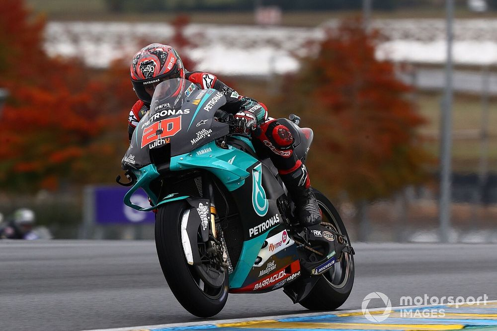 How poor French GP confirmed Quartararo's favourite status
