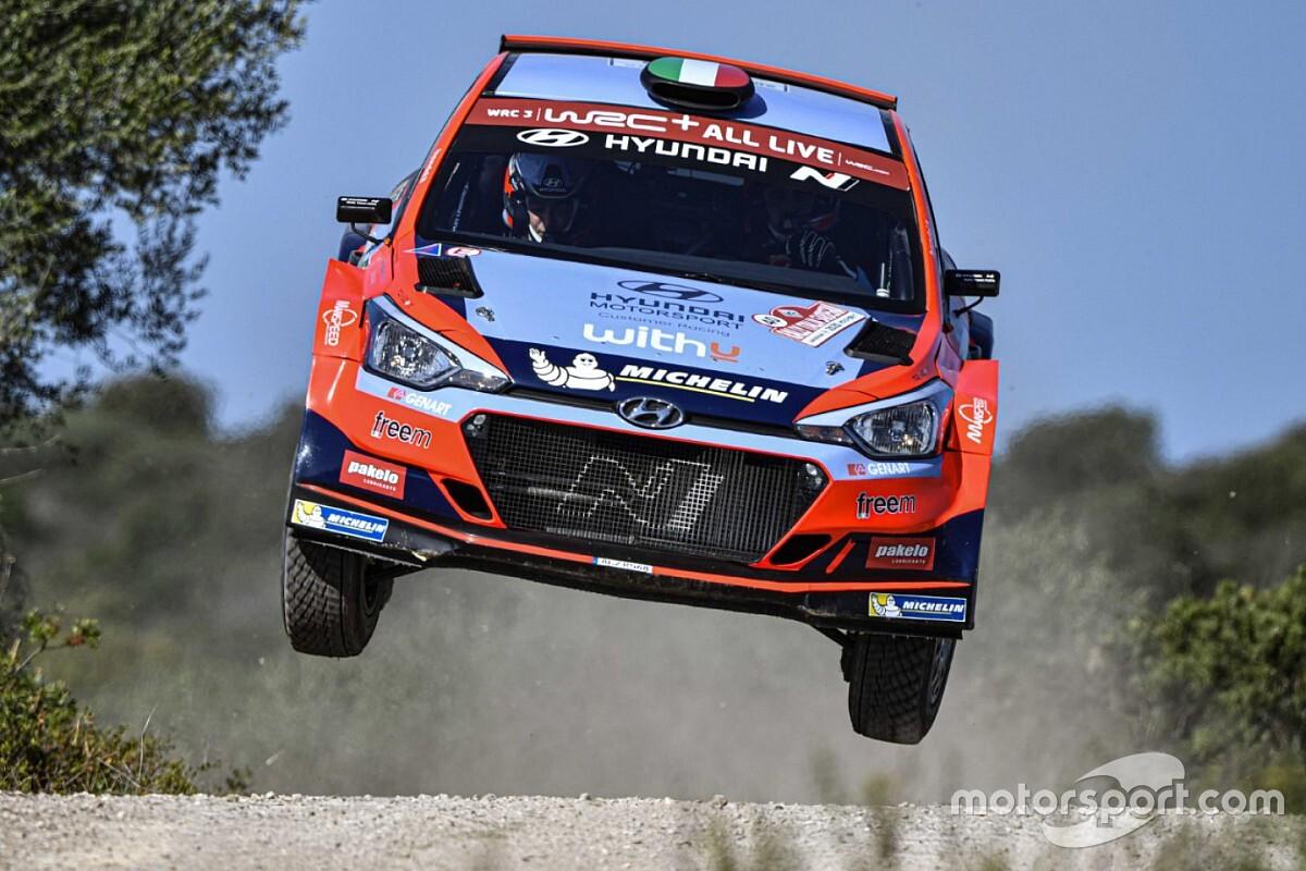 """WRC, Scandola: """"Sardegna? Deluso per aver mancato il podio"""""""