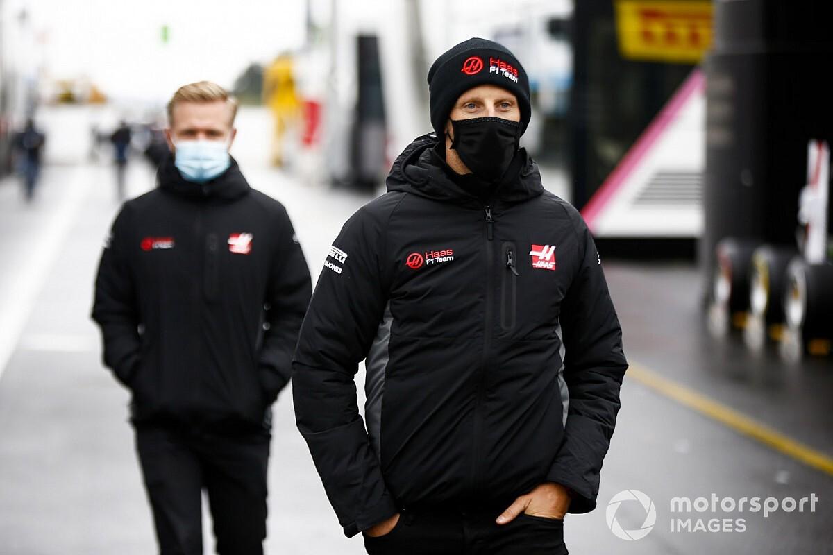Offiziell: Haas trennt sich von Romain Grosjean und Kevin Magnussen