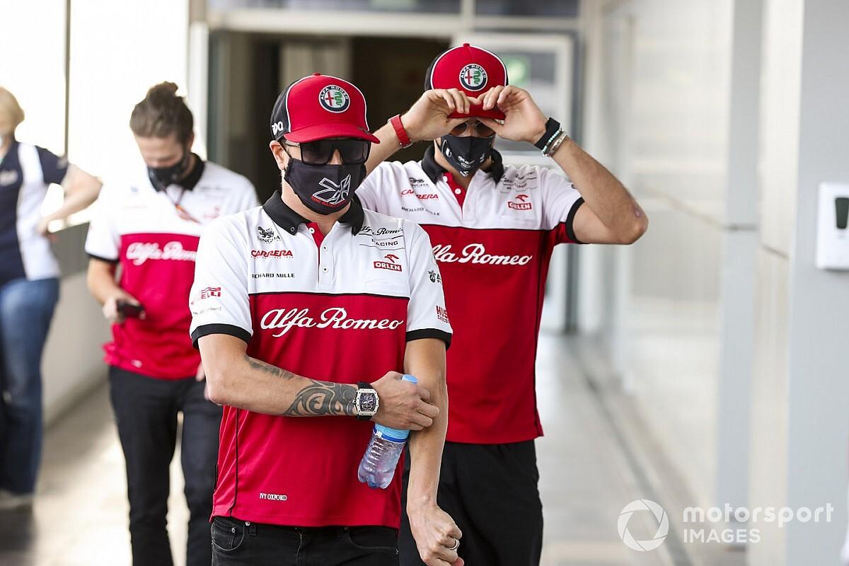 Giovinazzi: Nagy lépést tehetek azzal, hogy idén is Kimi lesz a csapattársam!
