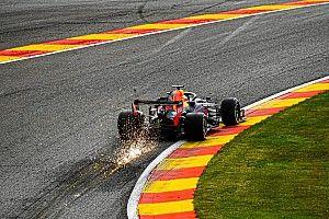 2020 F1 Belgian Grand Prix practice results