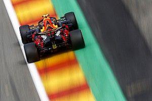 Онлайн. Гран При Бельгии. Вторая тренировка