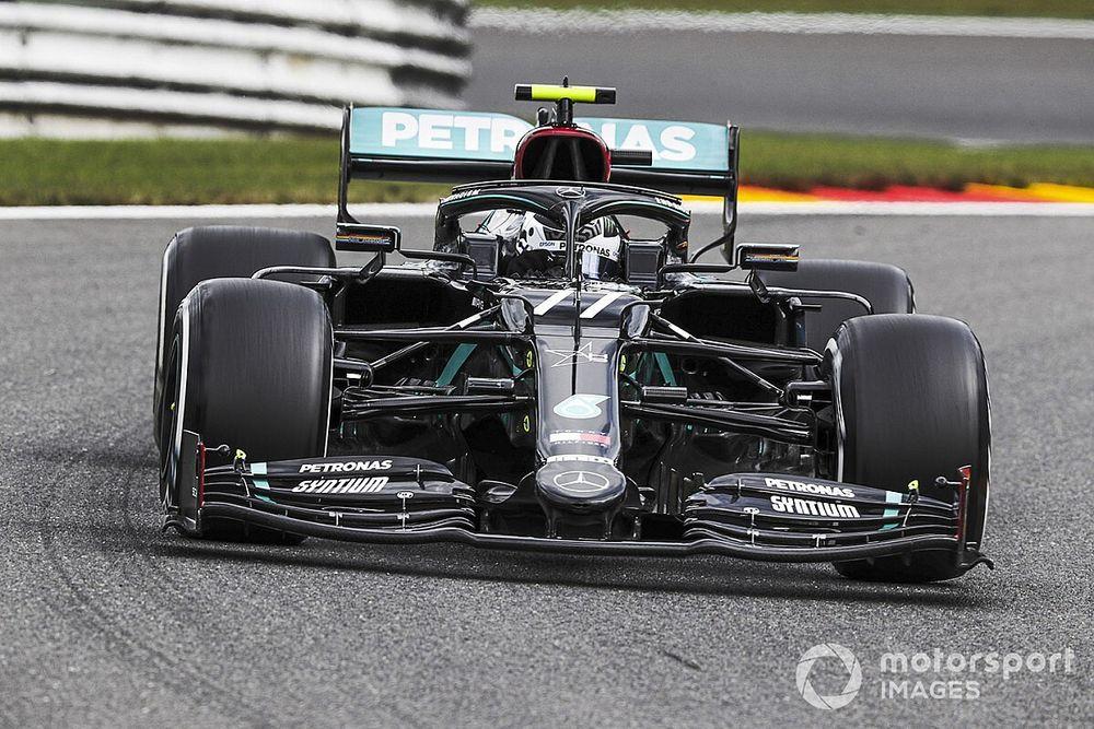 EL1 - Les Mercedes en tête, les Haas au garage