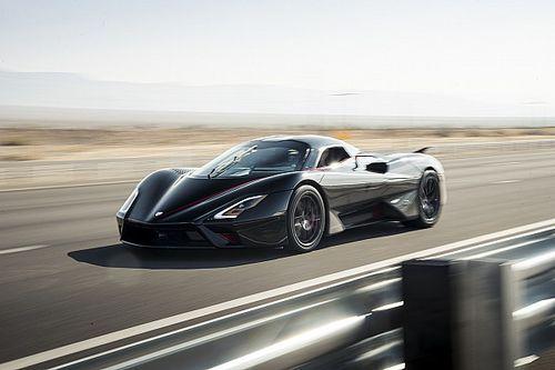 La SSC Tuatara è l'auto più veloce del mondo