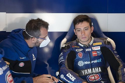 Caricasulo torna in Supersport nel 2021 con il team GMT94 Yamaha