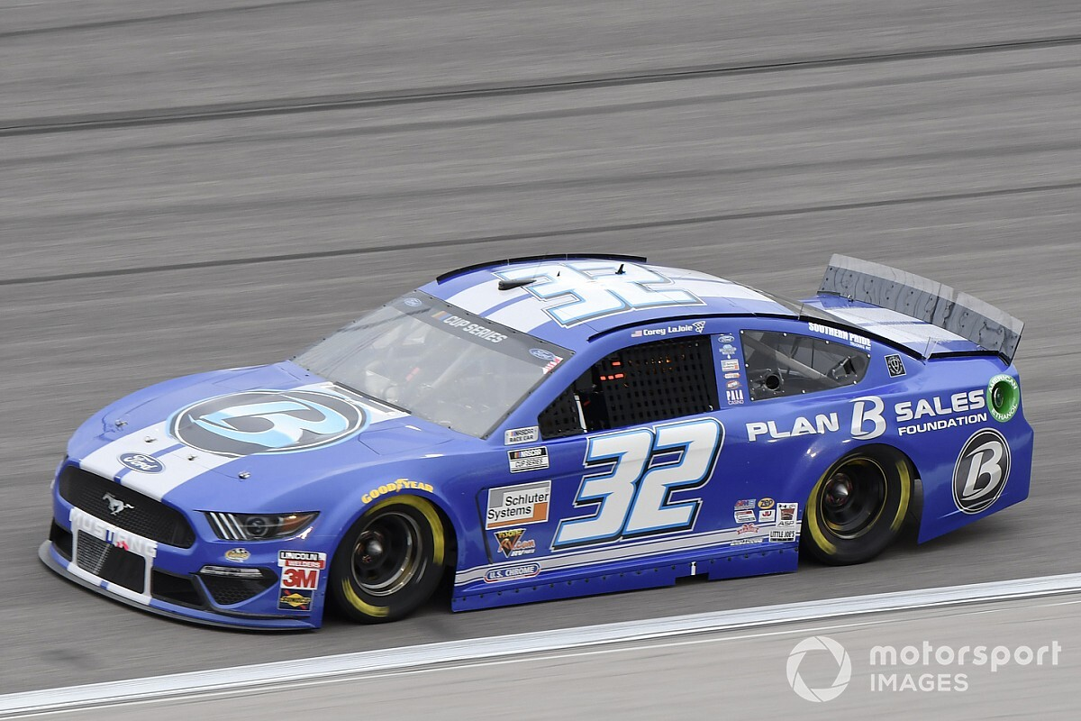 Go Fas Racing to scale back NASCAR operation in 2021