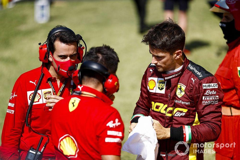 """Leclerc: """"Serve capire cosa non va e fare qualcosa. Così è dura"""""""