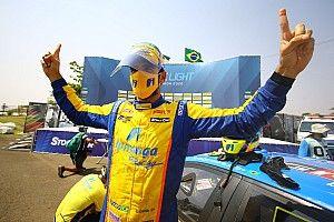 Stock Car: Camilo celebra pole e Ramos exalta 2º lugar mesmo com lastro