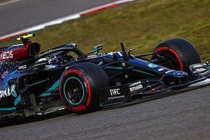 F1アイフェルGP予選:ボッタス完璧ラップでPP。フェルスタッペン惜しくも3番手