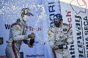 IMSA Laguna Seca: Castroneves, Taylor win after team orders