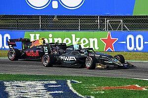 F3, Monza: Hughes si prende Gara 2, Piastri e Sargeant K.O.