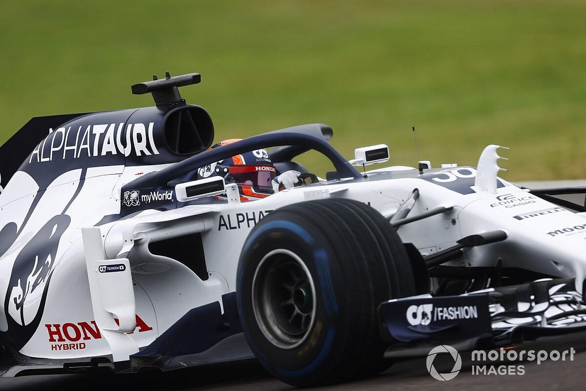 Officieel: Tsunoda debuteert in 2021 in F1 bij AlphaTauri