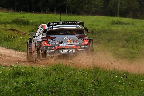 WRC, Rally Estonia, PS7-9: Neuville va KO. Ogier torna terzo