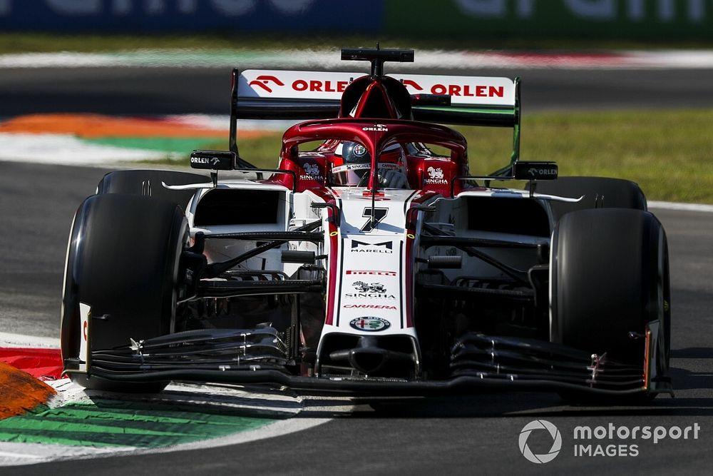 Vasseur hint naar langer verblijf Raikkonen bij Alfa Romeo