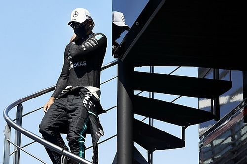 "Racesteward: ""Hamilton accepteerde straf tijdens Italiaanse GP"""