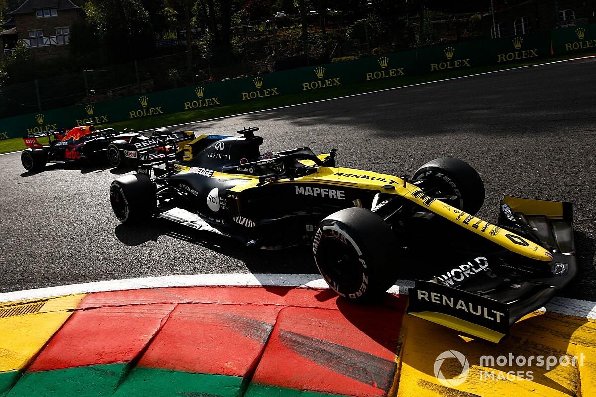 ベルギーGP躍動のリカルド「表彰台の可能性もあった」次戦イタリアGPに向けて気合十分