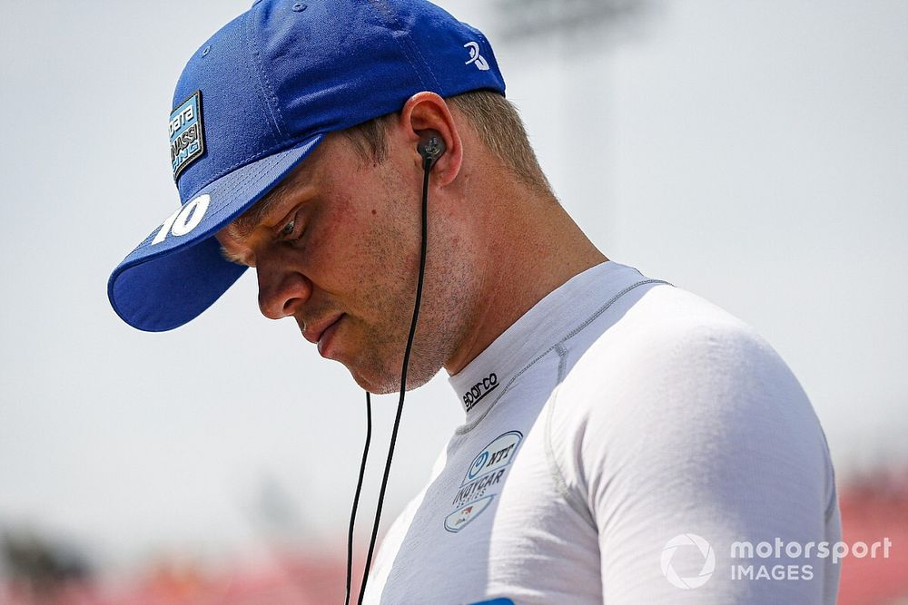 Rosenqvist, Ganassi'den Arrow McLaren SP'ye geçecek
