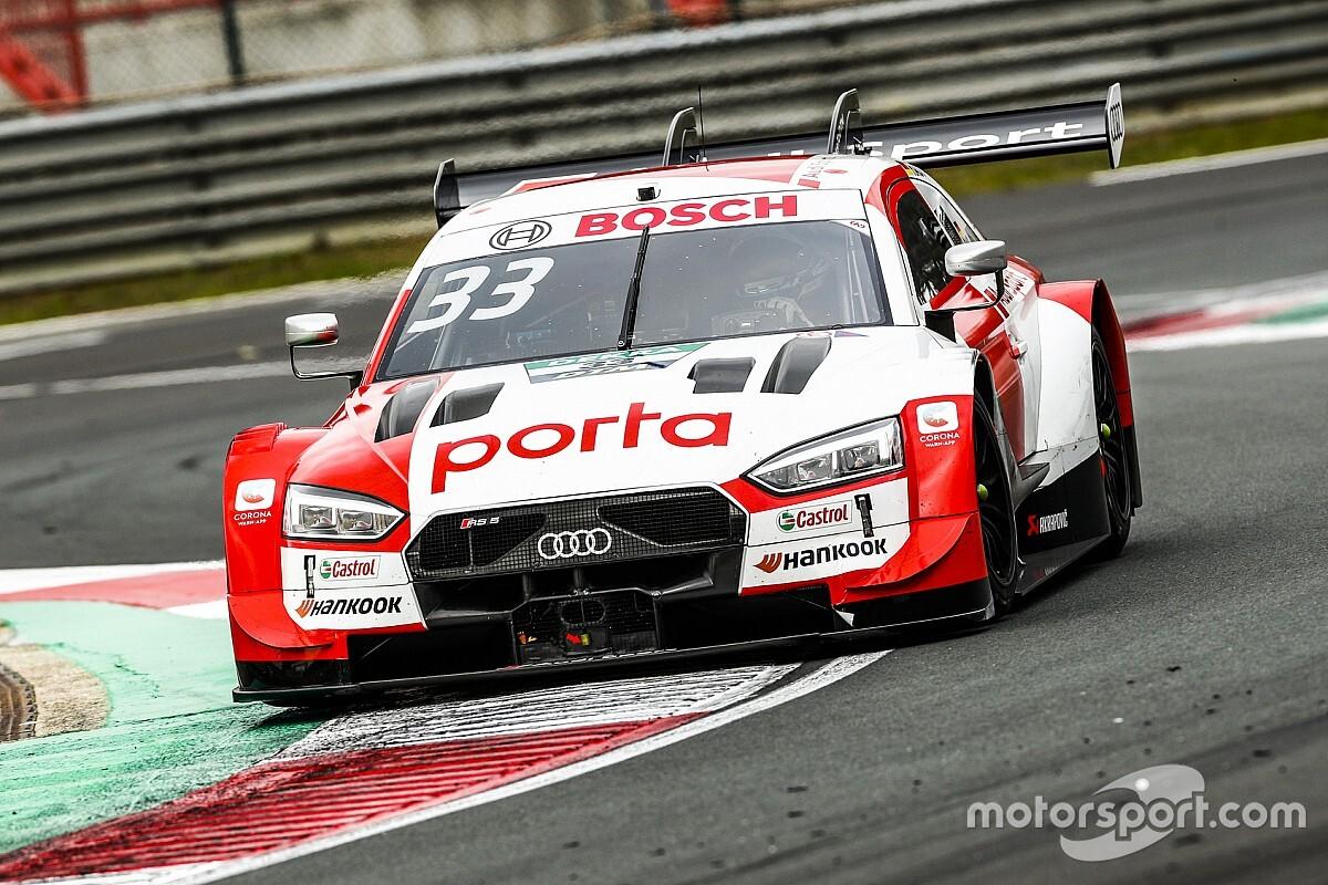 DTM-pole op Zolder voor Rast, Frijns start vanaf P3