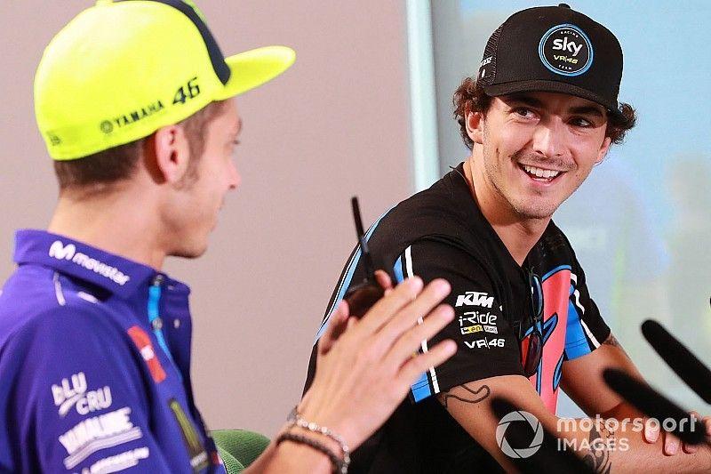 Bagnaia revela que recusou oferta da MotoGP para 2018