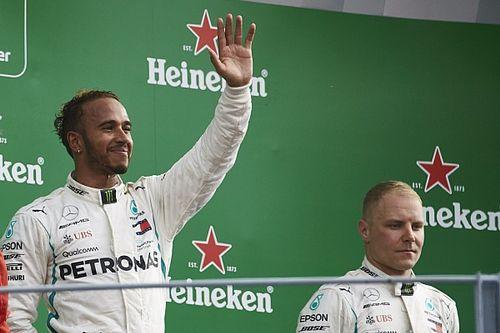 Mercedes diz querer evitar ordens de equipe no futuro