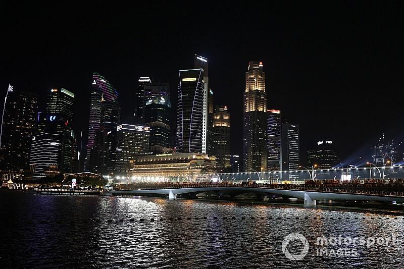 F1ナイトレースの元祖。東南アジアの中心で何が起きる?:シンガポールGPの見どころと配信スケジュール