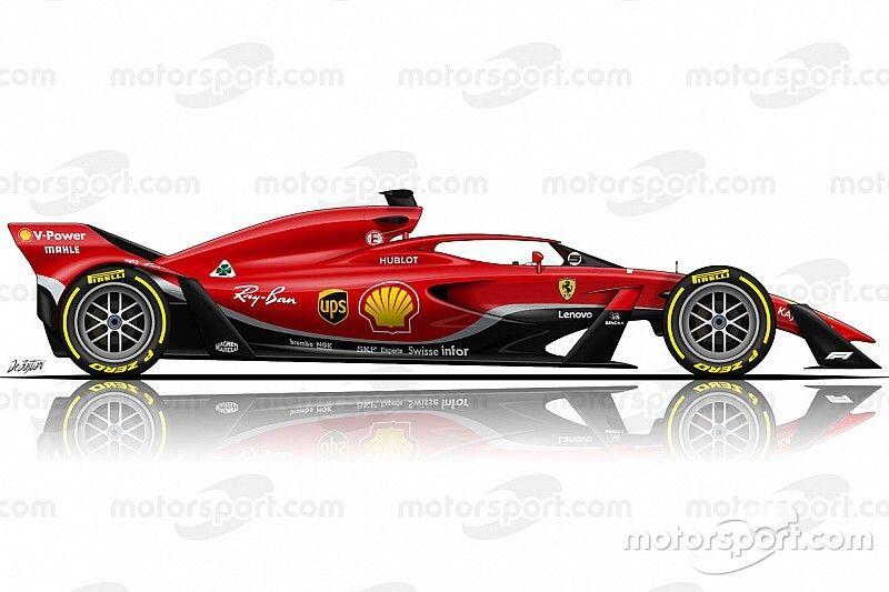 Ferrari niet onder de indruk van F1-concept voor 2021