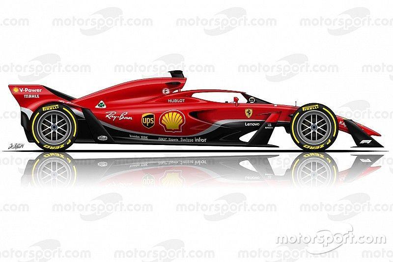 """Ferrari: """"Trop de standardisation"""" dans le projet F1 pour 2021"""