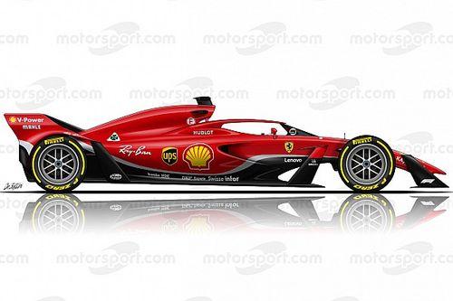 Ferrari не впечатлили концепты машин 2021 года