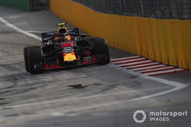 EL1 - Doublé Red Bull à Singapour