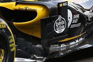 Renault: sono nuovi i deviatori di flusso seguendo l'esempio della Ferrari