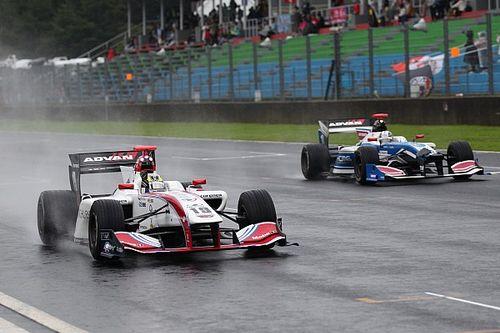 途中中断も無事にレースを開催、JRP倉下社長「競技団の判断に感謝」