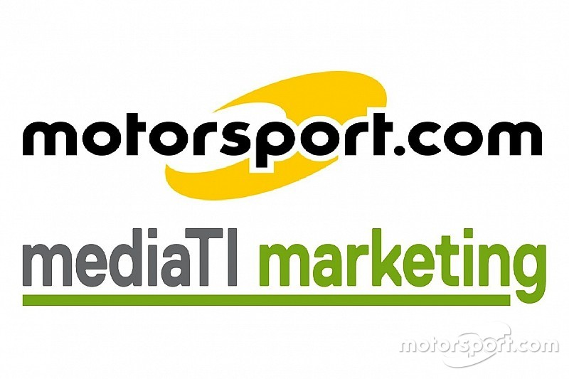 Motorsport.com confie la récolte publicitaire exclusive en Suisse et au Liechtenstein à MediaTI Marketing