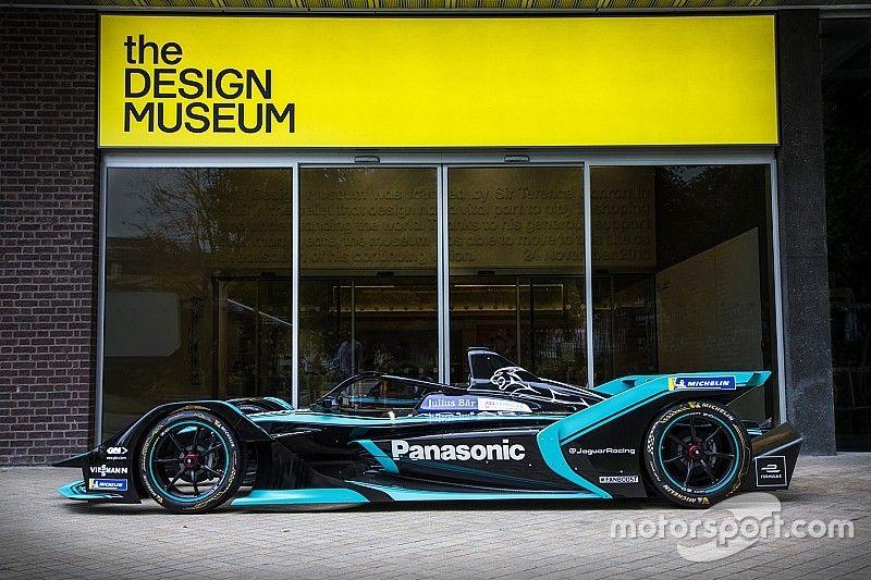 Jaguar présente sa nouvelle Formule E