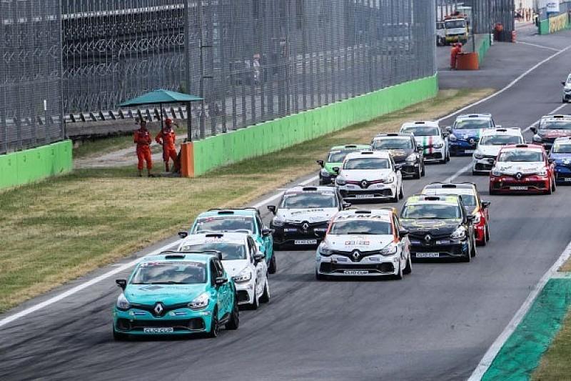 Di Luca e Rangoni si dividono i successi a Monza nella Clio Cup Italia