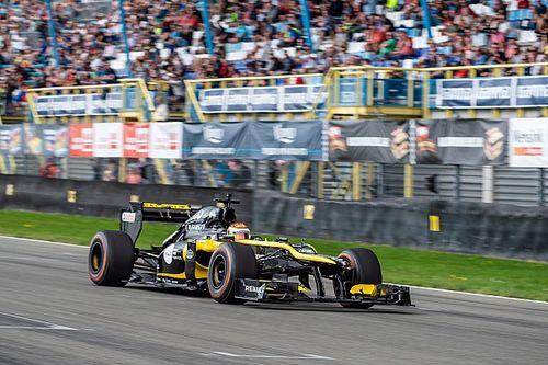 """Renault-tester Aitken: """"Geen reden waarom F1 niet naar Assen kan komen"""""""