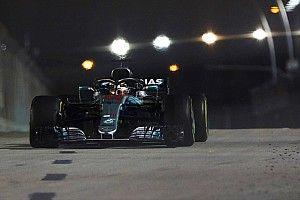 Mercedes-Sieg in Singapur: Dann klappt's auch mit der Angststrecke