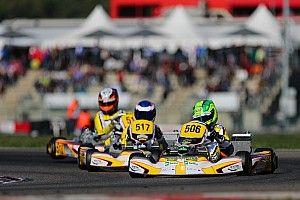 Brasileiros vão bem ao término de Troféu Academy de kart