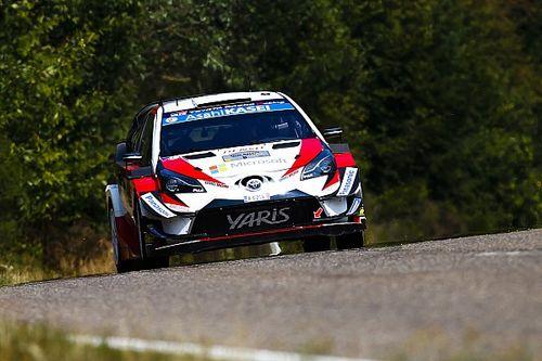 WRC Duitsland: Tanak wint, Ogier beperkt schade