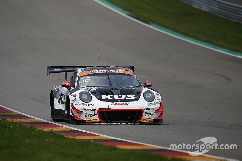 GT-Masters am Sachsenring: Porsche-Sieg unter Vorbehalt