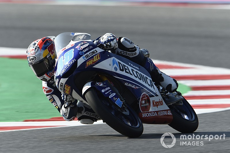 Jorge Martin firma l'ennesima pole position a Misano, seconda fila tutta italiana