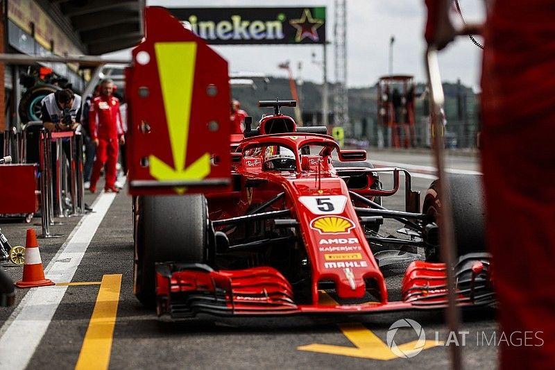 Formel 1 Belgien 2018: Das 3. Training im Formel-1-Liveticker
