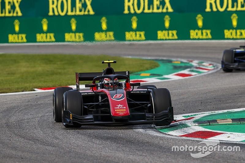 Quinta victoria de Russell, quien sigue dominado la F2